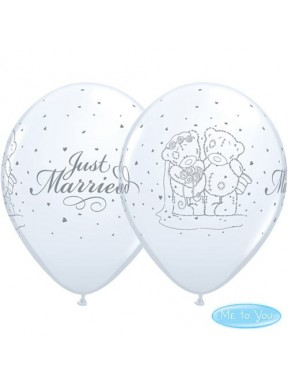 Balon Just a Maried 11`` (25cm)
