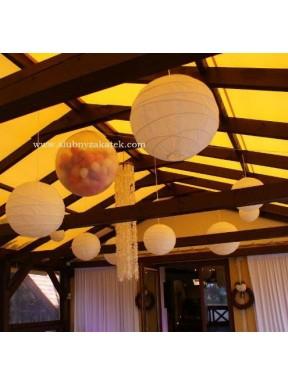 Balon wybuchowy z płatkami 200 szt.