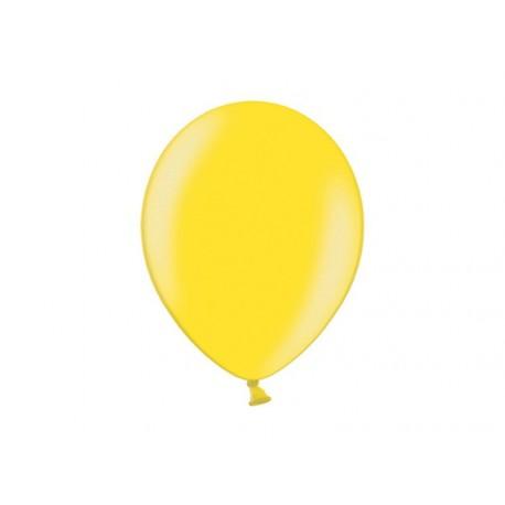 """BALONY 10"""" żółte pastel, 50 szt"""