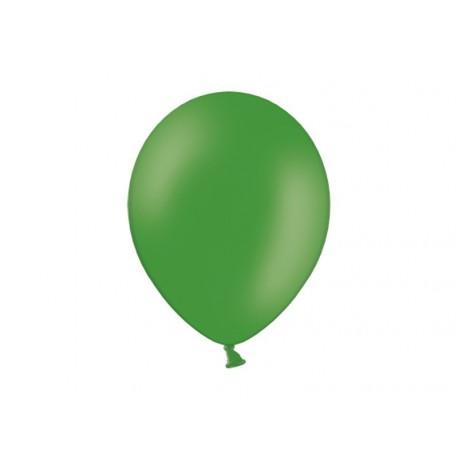 "BALONY 10"" zielone pastel, 100 szt"