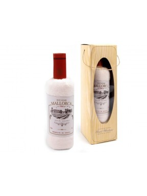 Ręcznik - butelka wina MALLORCA