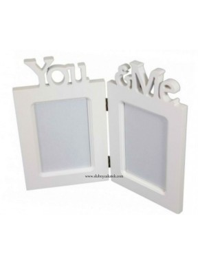 Podwójna ramka na zdjęcia You & Me