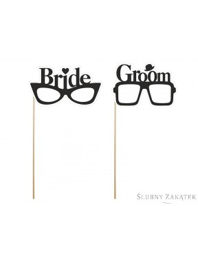 Okulary Bride & Groom