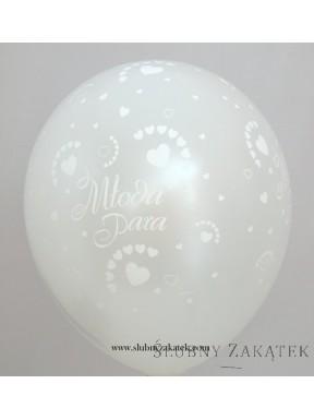 Balon Serca dla Młodej Pary