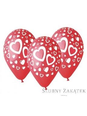 Balon Romantyczny 5 szt