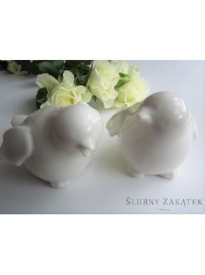 Ptaszek porcelanowy