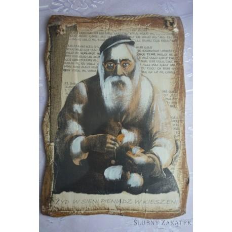 Obrazek Żyd w sieni