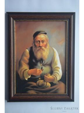 Obrazek Żyd z pieniążkiem