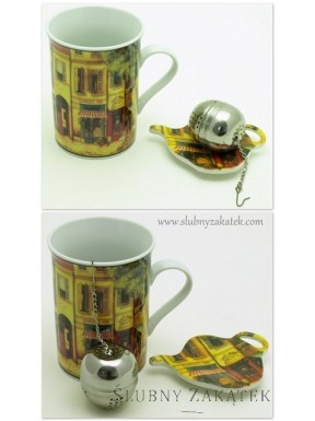 Kubek Time for tea London