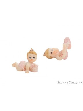 Figurka dziewczynka miniaturka
