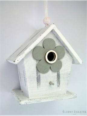 Domek dla ptaków mały