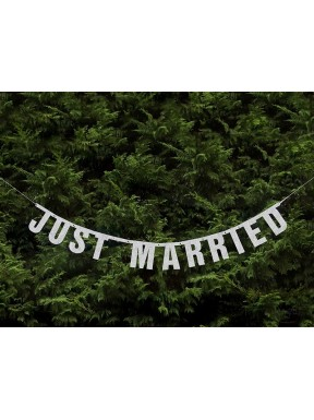 """BANER """"Just Married"""""""