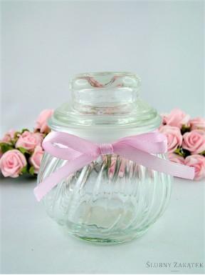 Słoiczek szklany mały