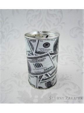 SKARBONKA PUSZKA 100 Dolarów