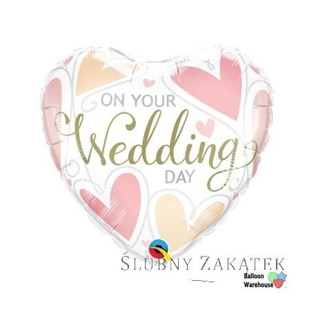 BALON FOLIOWY On Your Wedding Day