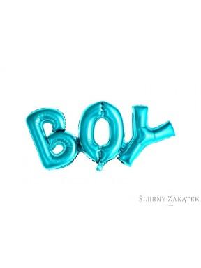 """BALON FOLIOWY """"Boy"""""""