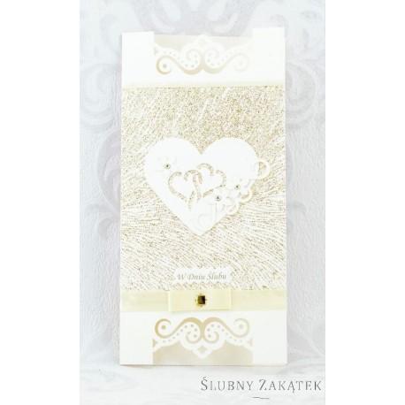 KARTKA OKOLICZNOŚCIOWA W Dniu Ślubu, II