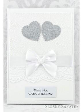KARTKA OKOLICZNOŚCIOWA Ślubne życzenia od Ojca Chrzestnego
