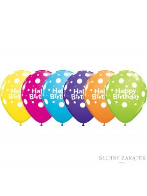 BALONY Happy Birthday, mix