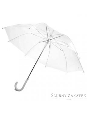Parasol transparentny