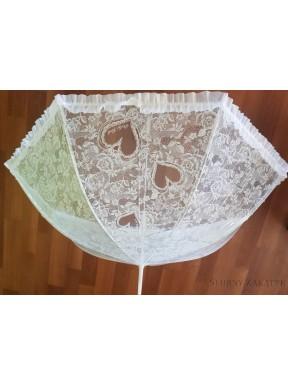 Parasol transparentny SERCA