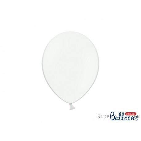 BALON biały, pastel