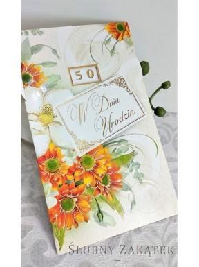 KARTKA URODZINOWA Wspaniali