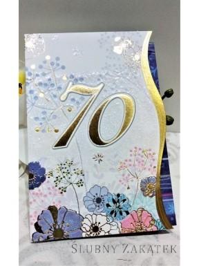 KARTKA URODZINOWA 45 urodziny