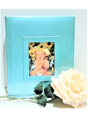 Album BONY 60 niebieski