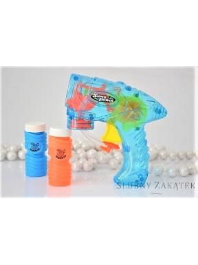 Pistolet do baniek mydlanych
