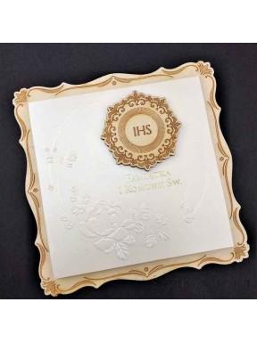 KARTKA OKOLICZNOŚCIOWA W Dniu Ślubu, IV