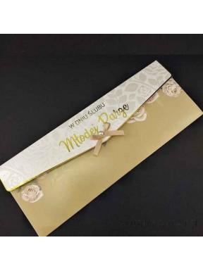 KARTKA OKOLICZNOŚCIOWA W Dniu Ślubu 00015-3