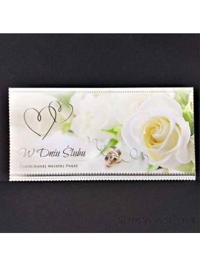 KARTKA OKOLICZNOŚCIOWA W Dniu Ślubu 000055-1