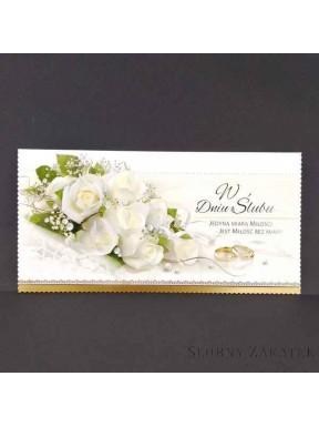 KARTKA OKOLICZNOŚCIOWA W Dniu Ślubu 000055-2