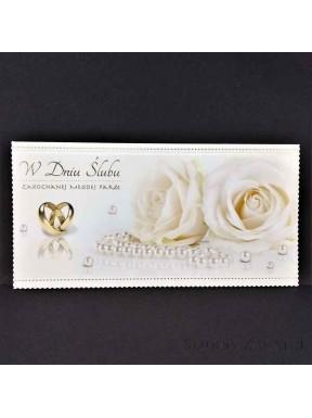 KARTKA OKOLICZNOŚCIOWA W Dniu Ślubu 000055-4