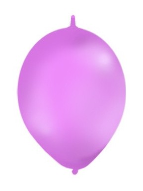 BALONY DO GIRLAND fioletowe, pastel