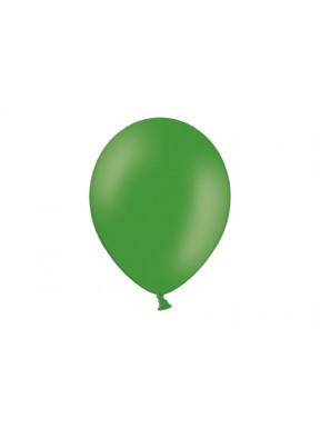 "BALONY 12"" zielone, pastel"