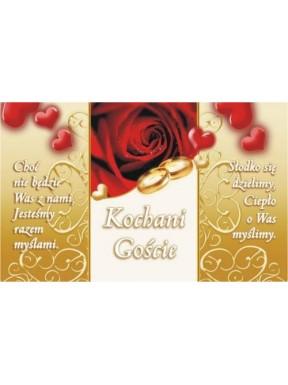 NAKLEJKI NA CIASTO Serca i Róże
